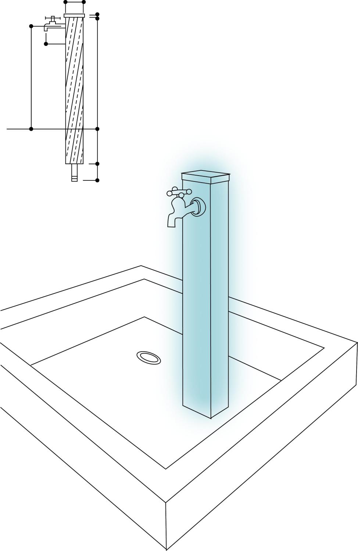 水栓柱・立水柱